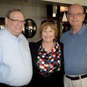 6. Steve Israel, Diane Heinz, Bob Golden