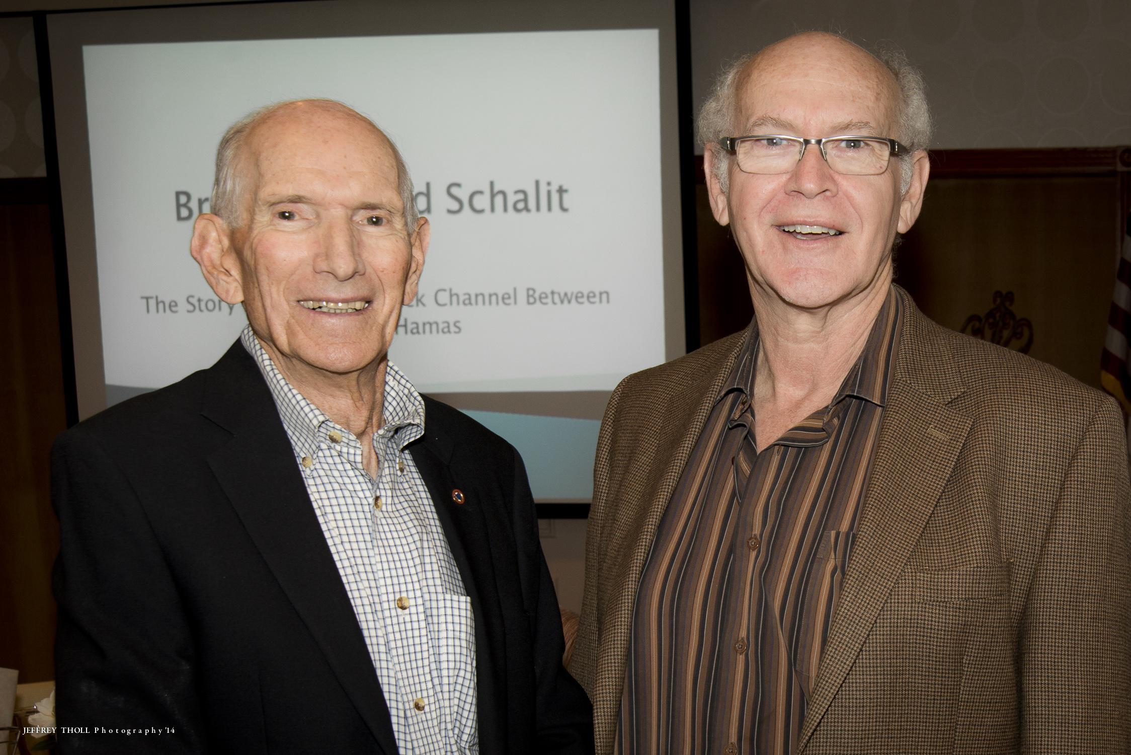 Dr. Hershon Baskin's Visit on March 3, 2014 – Gold Coast