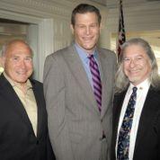2. Jim Notter, Mitch Ceasar, David Goldstein