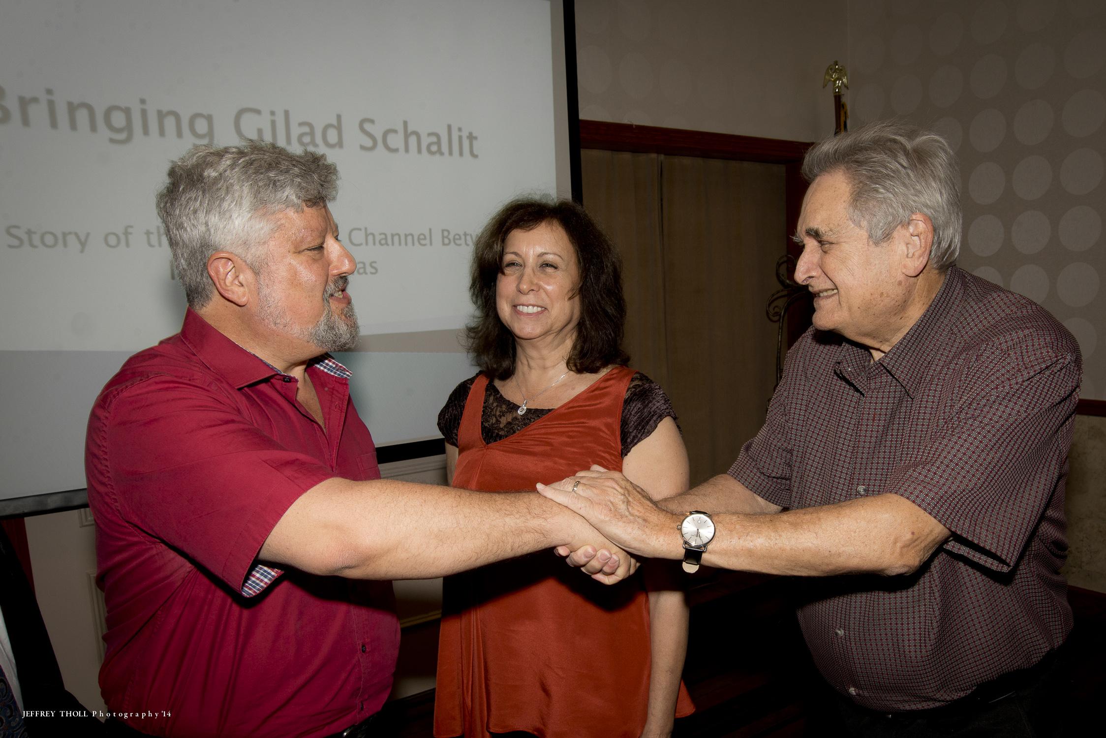 GCTBC | Luncheon | Dr. Gershon Baskin, Keynote