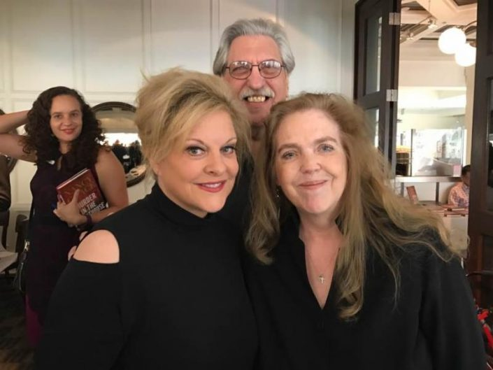 Nancy Grace, Howard Appell & Terri Appell